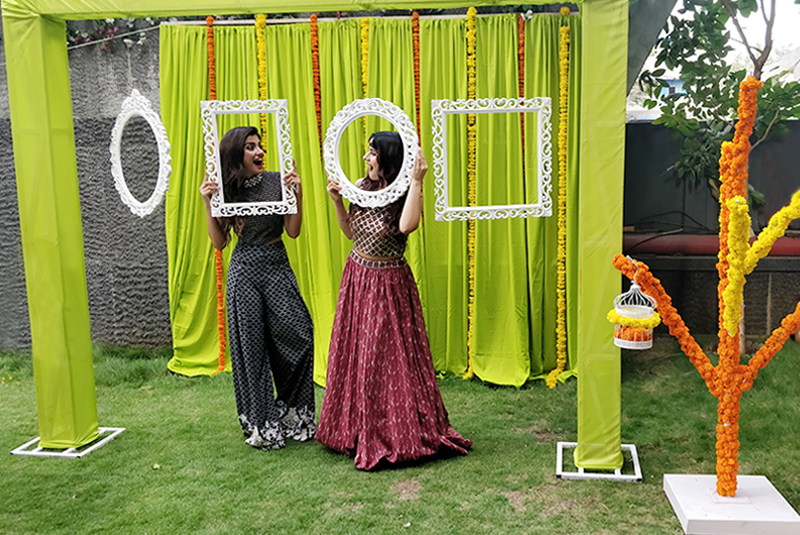 The Wedding Brigade Launches Shaadi Ka Ghar Wedding Home Decor Services In Mumbai The Wedding Brigade Blog People now arrange the decoration according to a particular theme colour or by the season of the wedding. the wedding brigade launches shaadi ka