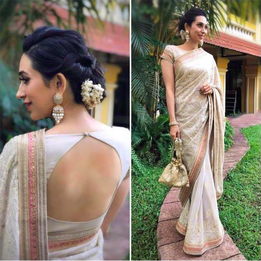 10 Gajra Hairstyle Inspirations From Our Favorite Bollywood Celebs The Wedding Brigade Blog