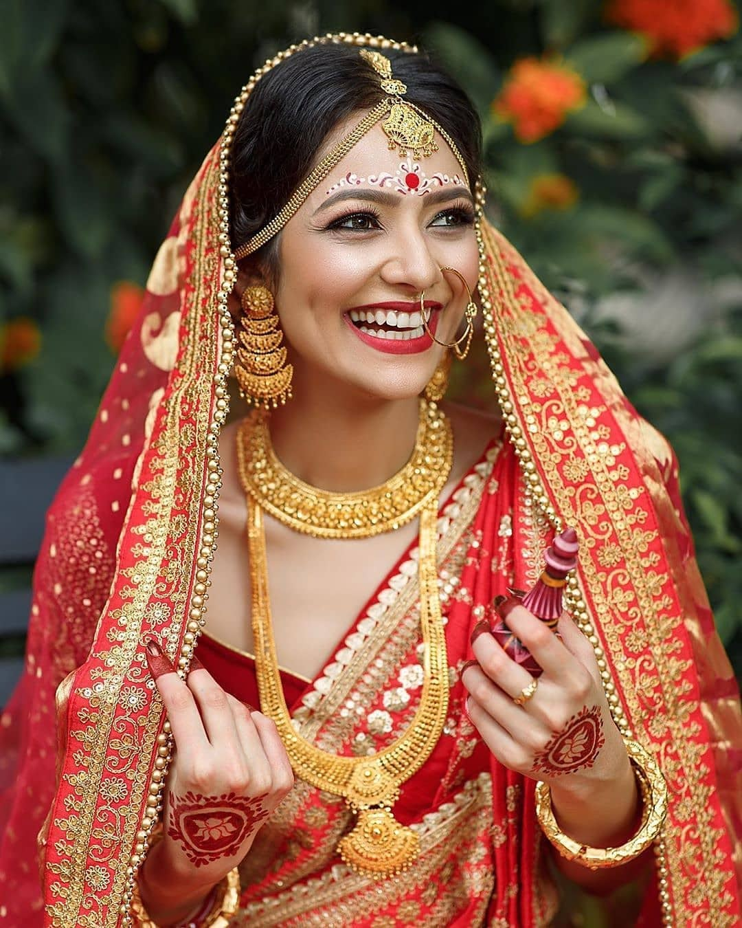 bengali bridal fashion