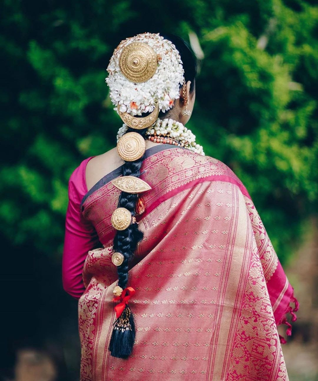 Trending Hairstyles For South Indian Brides That Are Next Level ...