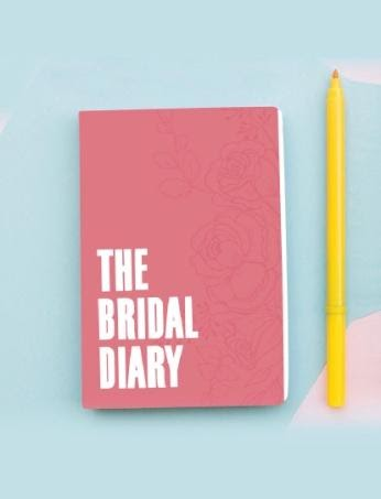 diary for brides